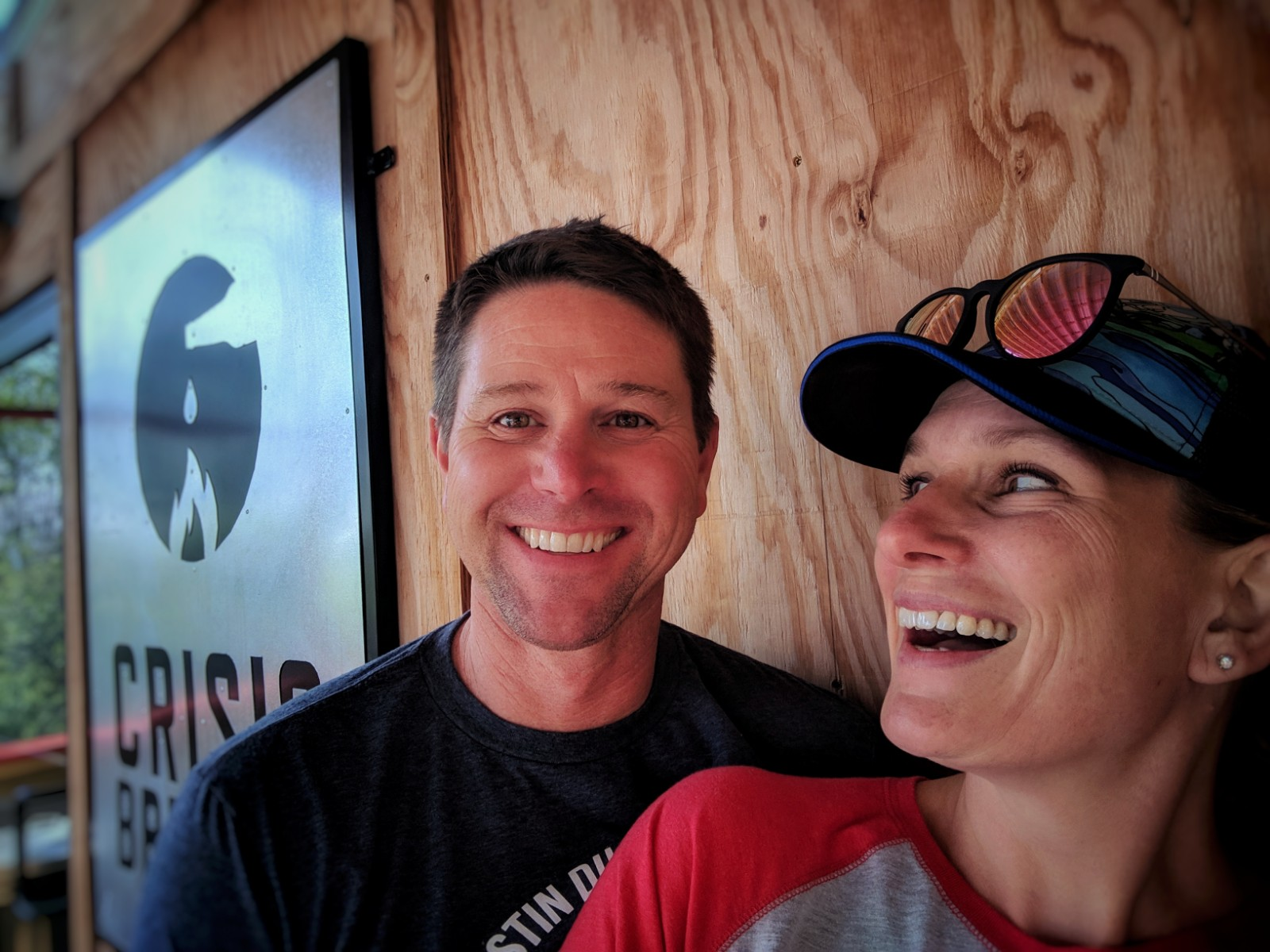 Owners of Crisis Brewing Company