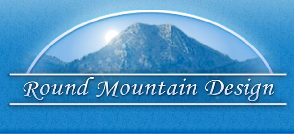Round Mountain Website Design